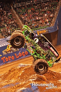 Monster Jam®Triple Threat Series in Salt Lake City and Giveaway