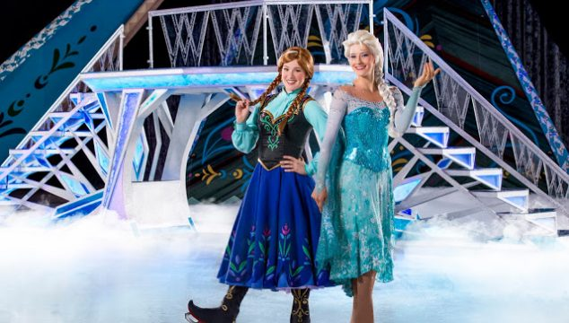 Disney on Ice presents Frozen in Salt Lake City