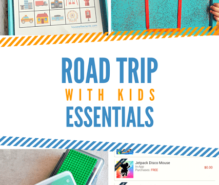 Essentials for Road Trips with Kids