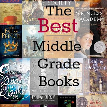The Best Middle Grade Books