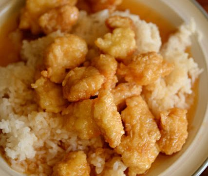 Gluten Free Sweet and Sour Chicken