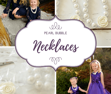 Pearl Bubble Necklaces