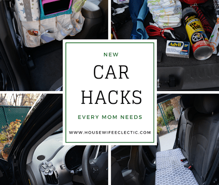 Car Hacks Every Mom Needs