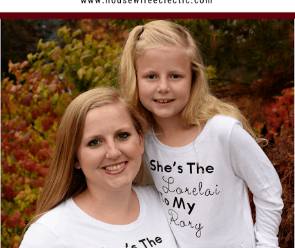 She's the Rory to my Lorelai – Gilmore Girls Shirts