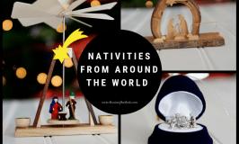 Nativities from around the world