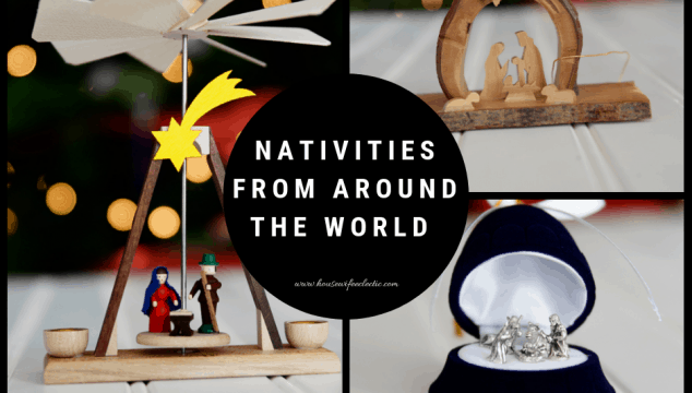 Nativities from around the world