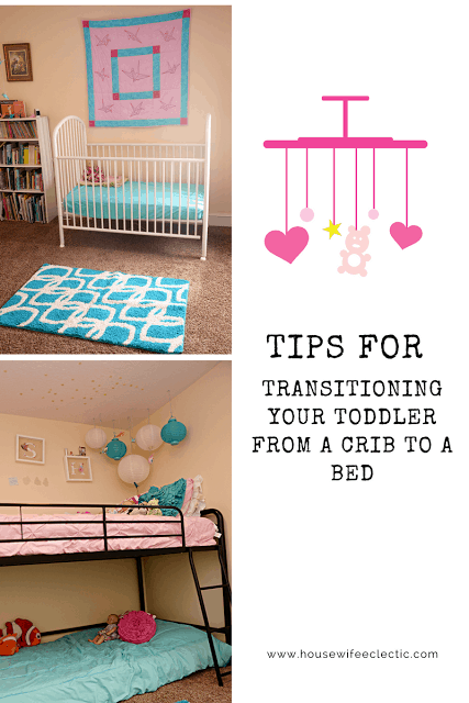 Crib To Twin Bed Transition