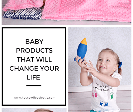 Pregnancy and Baby Products That Will Change Your Life