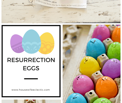 Resurrection Eggs: A Memorable Easter Activity for Kids