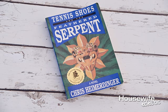 Books Like Tennis Shoes Among The Nephites