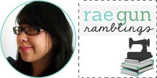 Rae Gun guest posting picture