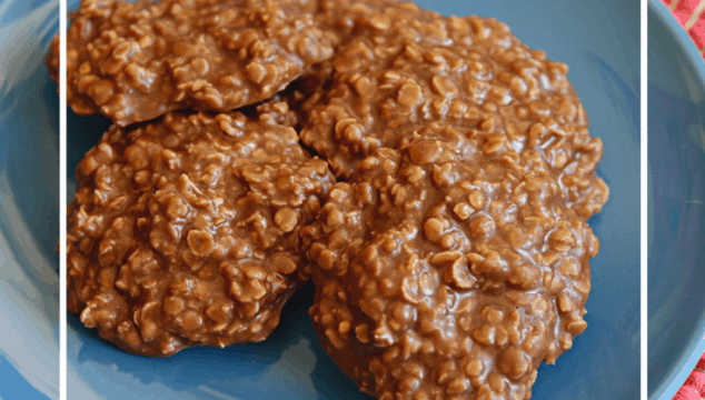 Gluten Free No Bake Cookies with RMHC
