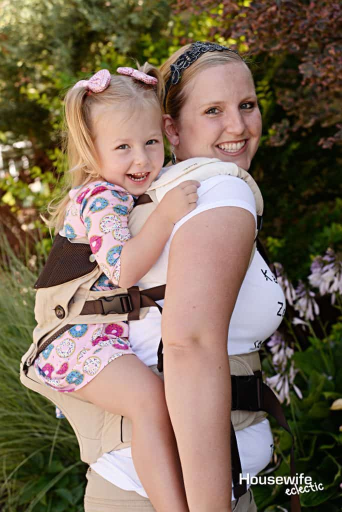 Toddler and Baby Carrier-Must Have Baby Items