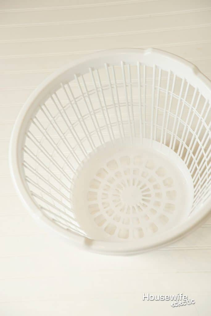 Laundry baskets to carry all of your recycling
