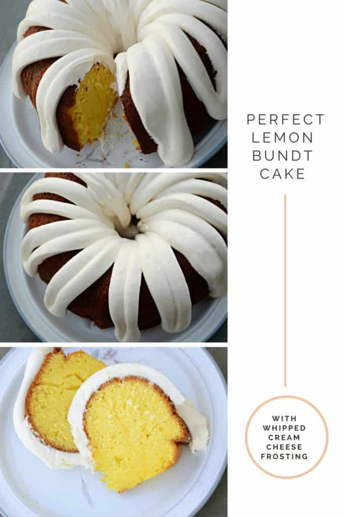 Delicious Copycat Nothing Bundt Cakes Lemon Bundt Cake