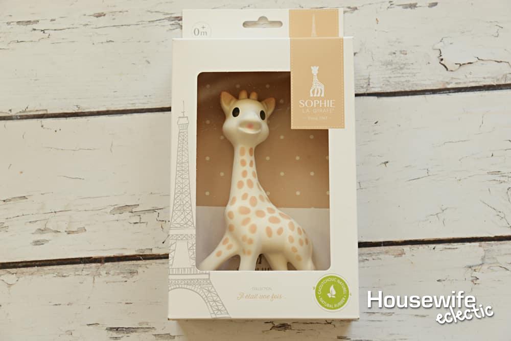 Sophie La Giraffe- Best Baby Toy