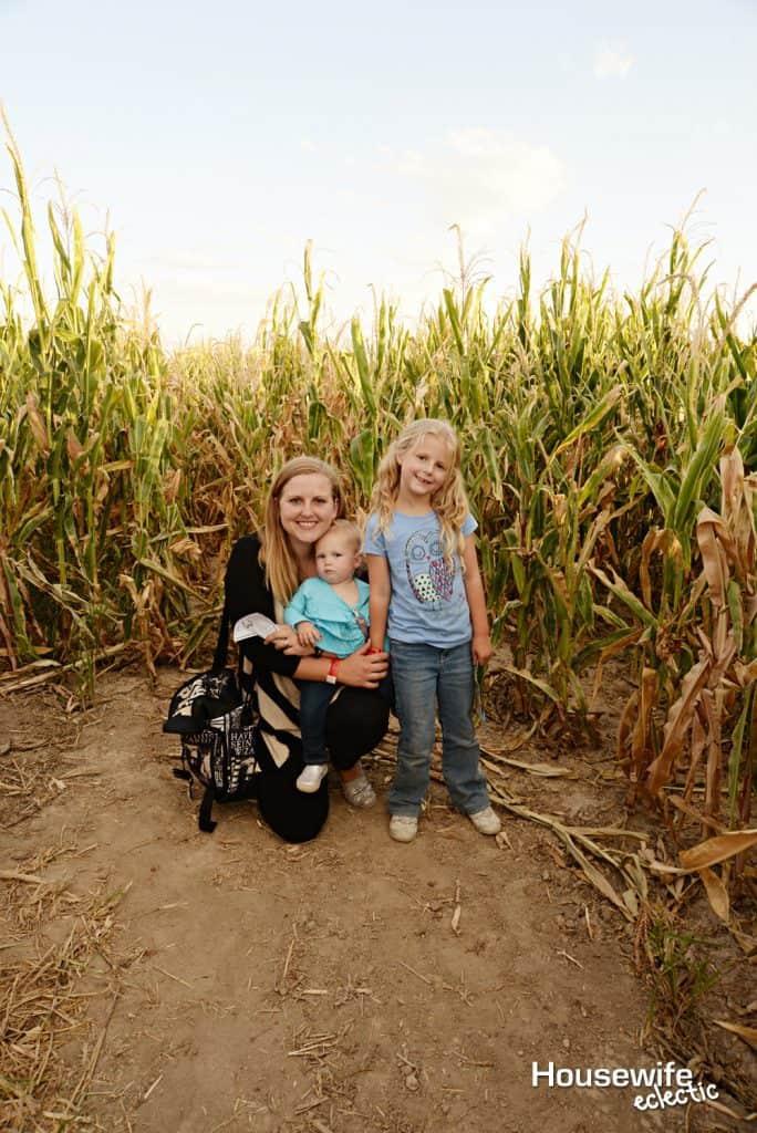 Fall Bucket List : Go to a Corn Maze