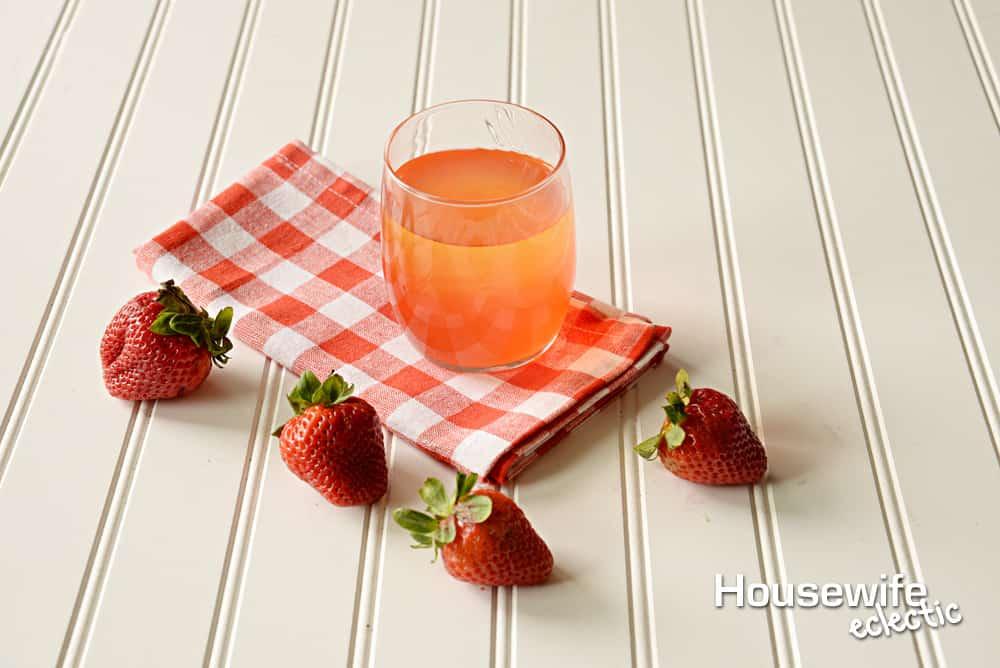 Soda Bar Drink Ideas: Tropical Dew Drink