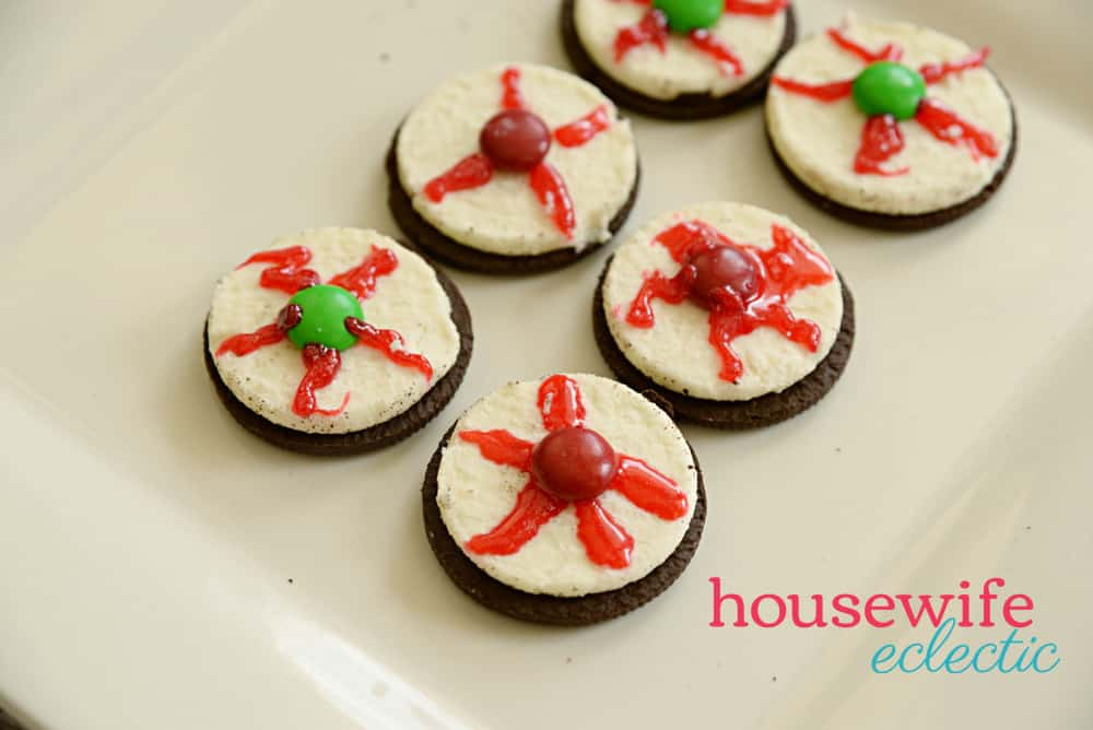 Easy Halloween Treats: Cookie Eyes