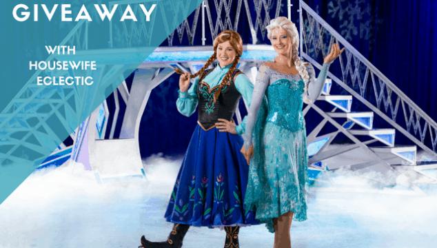 Disney On Ice Salt Lake City Giveaway