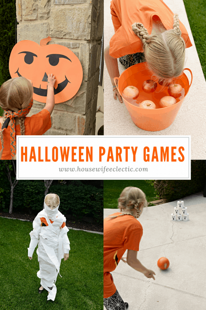 halloween party games housewife eclectic