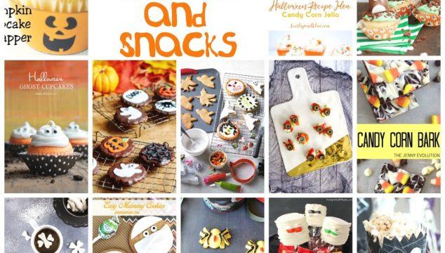 Halloween Treats and Snacks
