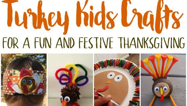 Turkey Kids Crafts