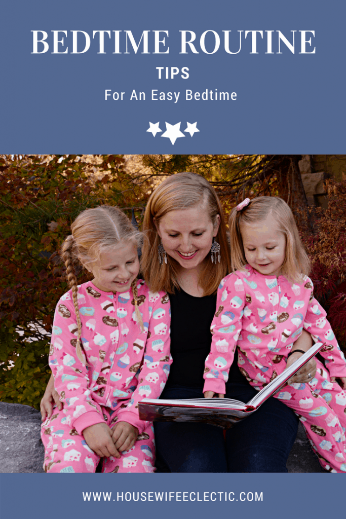 Bedtime Routine for an Easy Bedtime