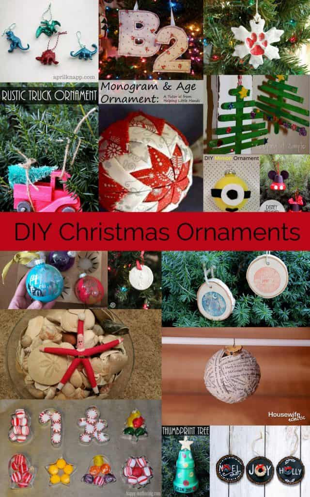 Christmas Block Party Ideas Part - 16: ... DIY Christmas Ornaments To Give You Inspiration For This Upcoming  Holiday! Make Your Christmas Tree The Most Festive Tree On The Block These  Fun Ideas.
