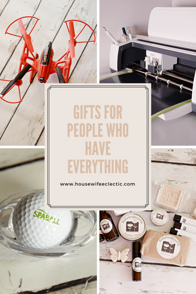 Gift Ideas For The Person Who Has Everything Housewife
