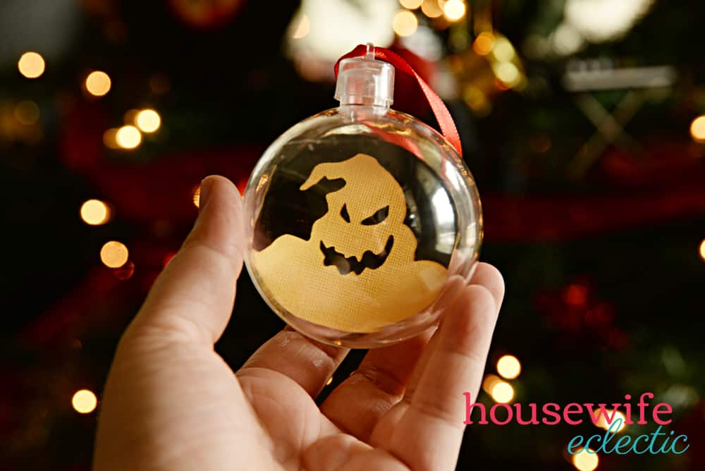 Nightmare Before Christmas Ornaments : Oogie Boogie