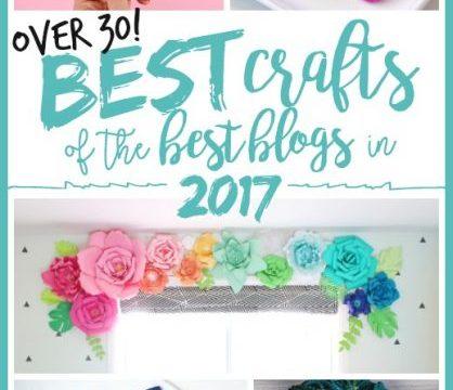 Best Crafts of 2017