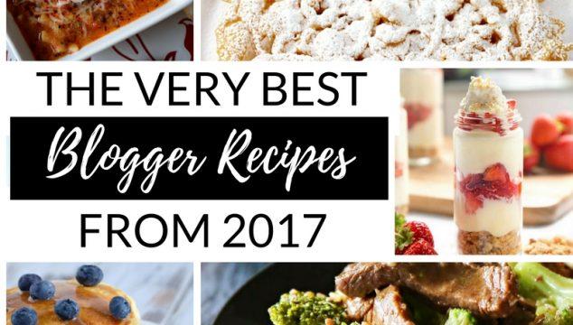 Best Recipes of 2017