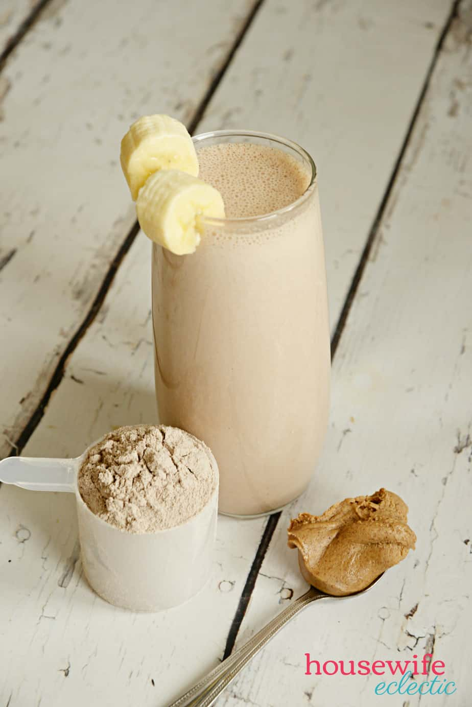 Chocolate Almond Protein Shake