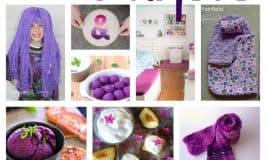 Celebrating Pantone & All Things Purple