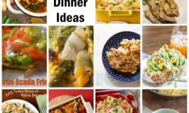 Easy and Yummy Dinner Ideas