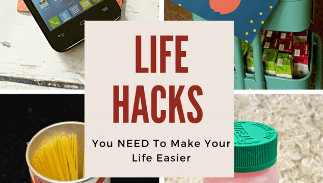 40 Life Hacks Every Mom Needs To Make Life a Little Easier