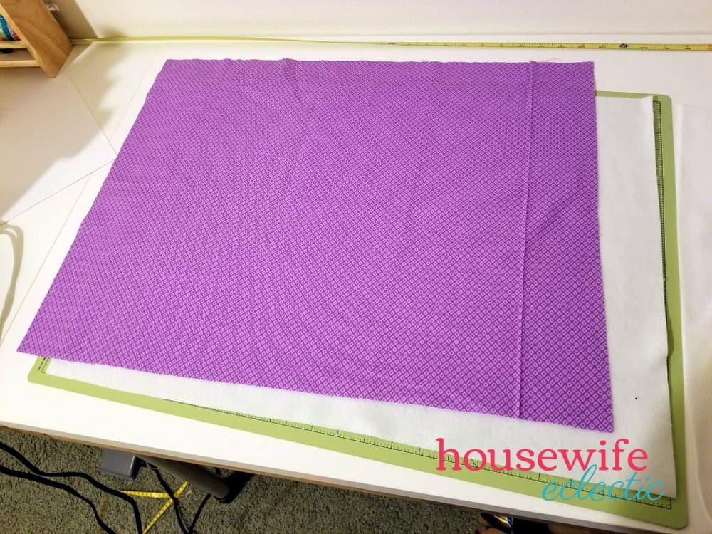 How to Make a Hooded Unicorn Blanket : Sewing Step By Step
