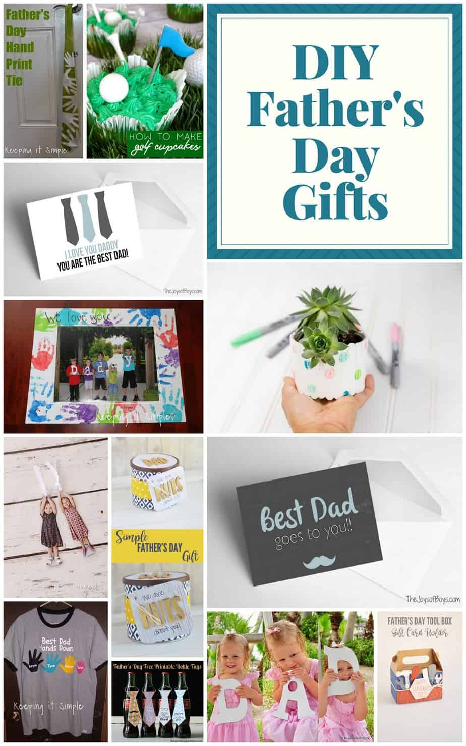 Father S Day And Summer Are Just Around The Corner All Of These Diy Gifts Perfect For Keeping Little Ones Busy Dad Will Love