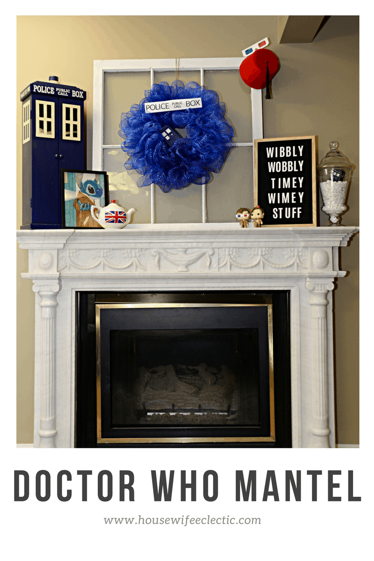 Doctor Who Mantel
