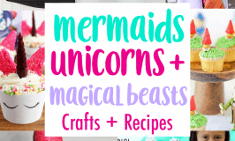 Mermaid, Unicorns and Magical Beasts!