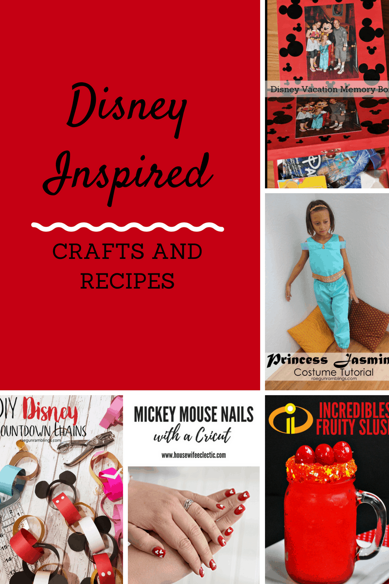 2a2940c34d Disney Crafts and Recipes  MMM  439 Block Party  • Keeping it Simple