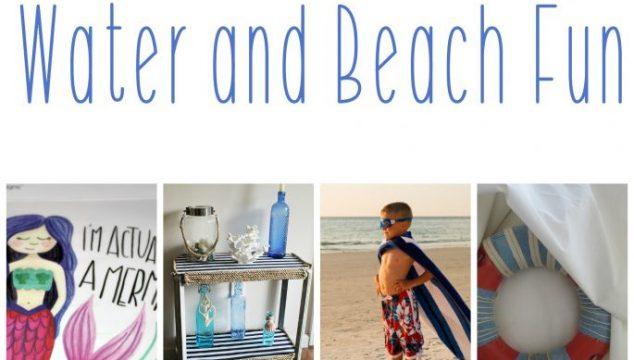 Water and Beach Fun