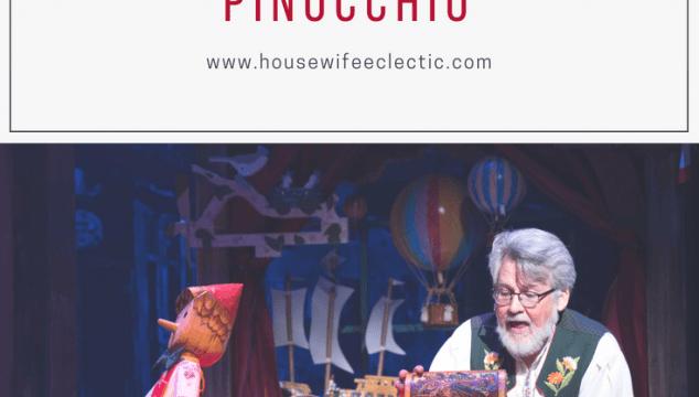 Giveaway: Hale Centre Theatre Presents: Disney's My Son Pinocchio