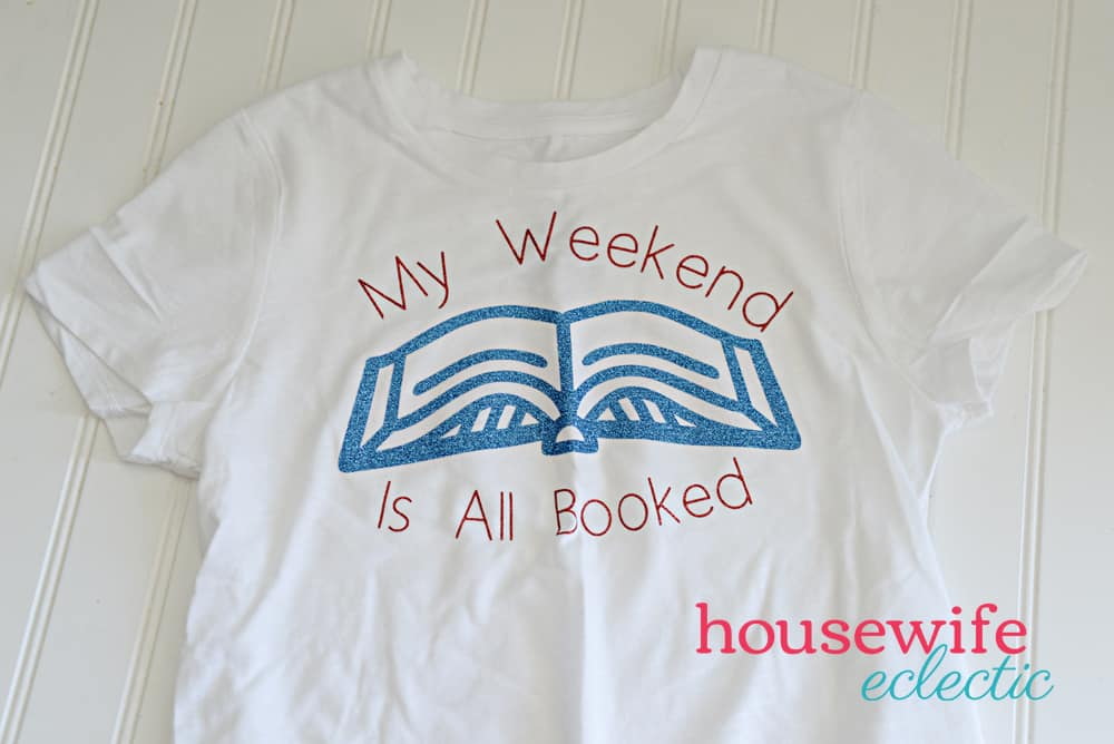 My Weekend Is All Booked Shirt
