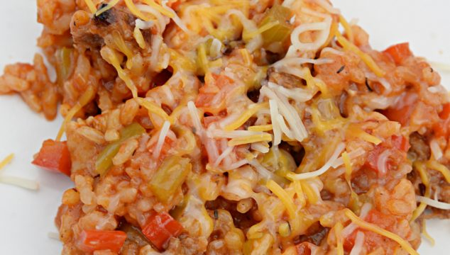 Gluten-Free Jambalaya for the Soul [Recipe]