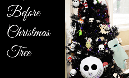 The Nightmare Before Christmas Tree