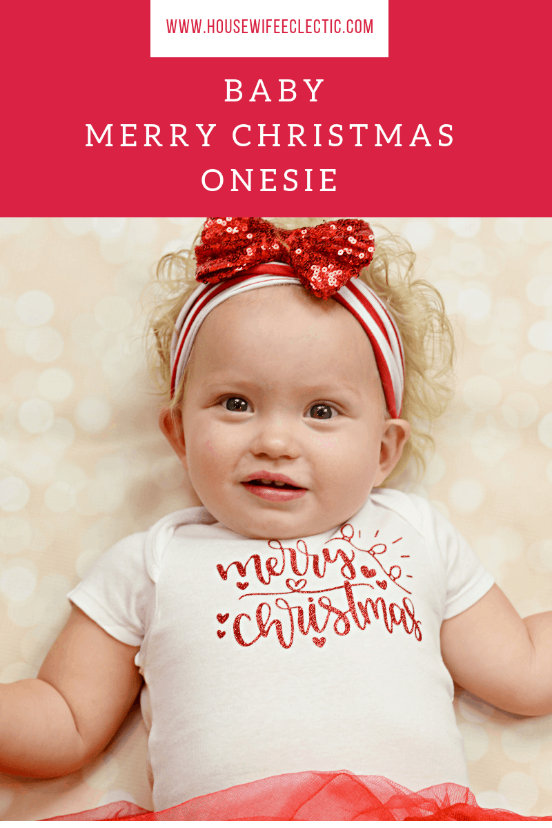 5 Baby's First Christmas Crafts