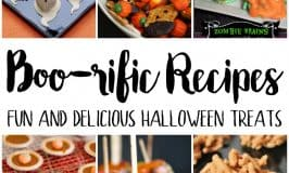 Boo-rific Recipes!