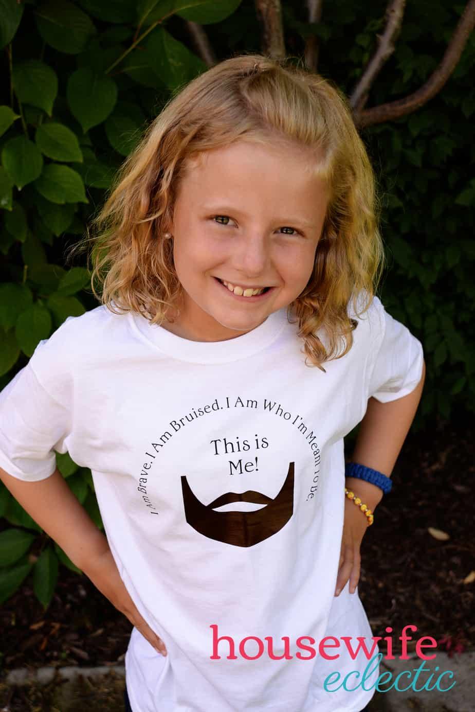 DIY The Greatest Showman Shirts